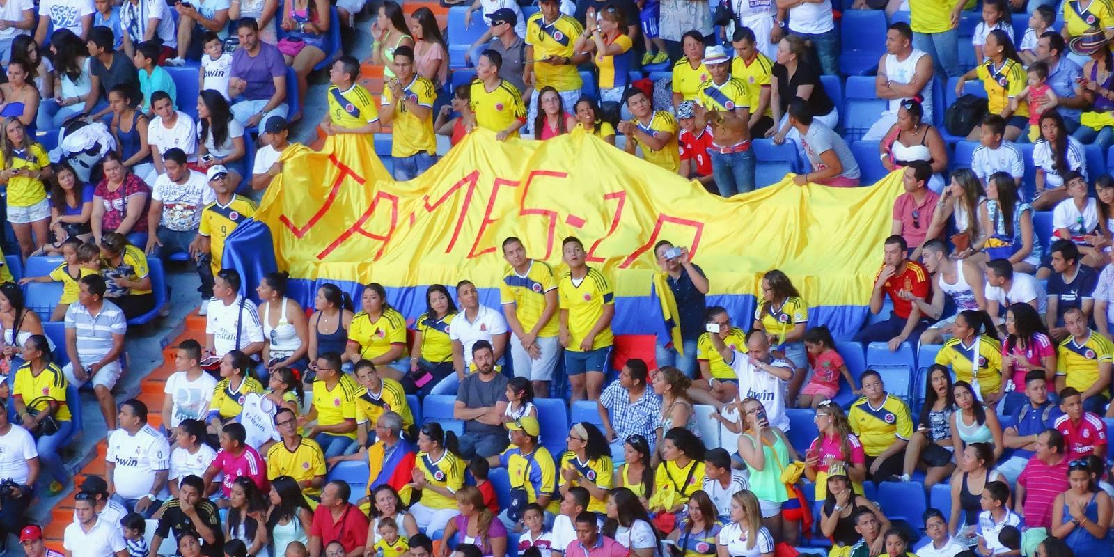 Colombia calcio