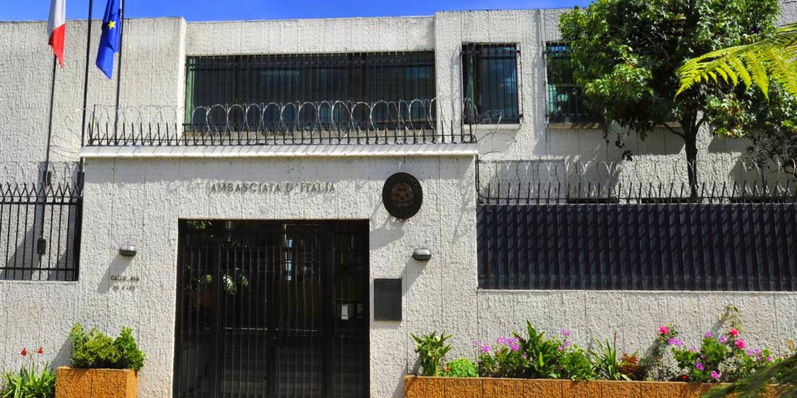 Ambasciata Italia Bogota
