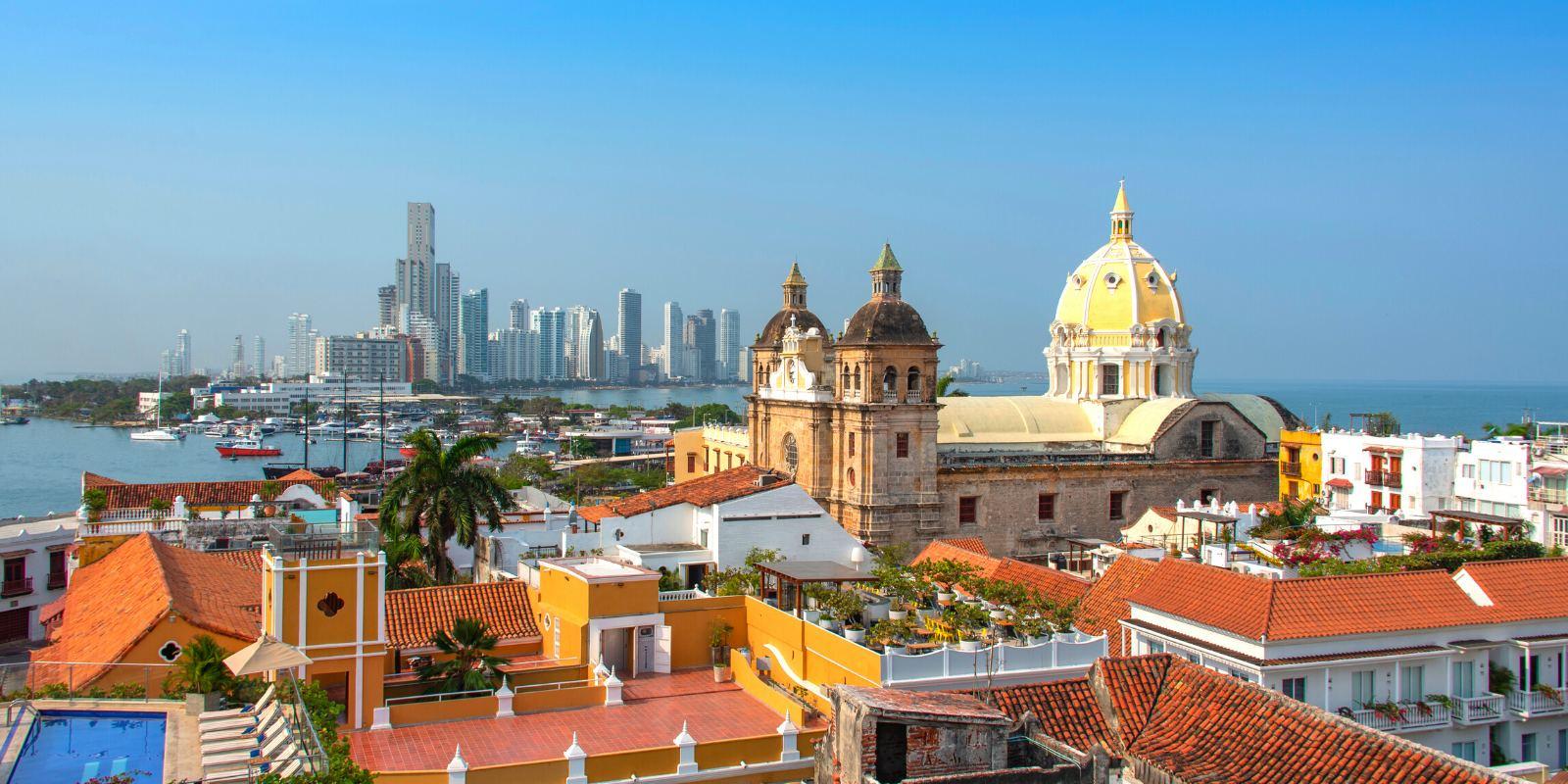 Buon compleanno Cartagena de Indias